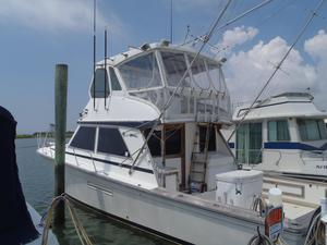 Used Henriques 44 Sportfisherman Convertible Fishing Boat For Sale