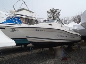 Used Striper 2300 Walkaround Center Console Fishing Boat For Sale