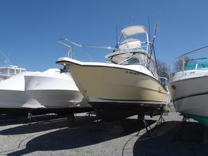 Used Shamrock 290 Offshore Cruiser Boat For Sale
