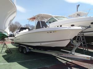 Used Wellcraft 252 Fisherman Center Console Fishing Boat For Sale