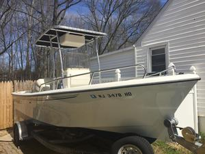 Used May-Craft 1900cc Center Console Fishing Boat For Sale