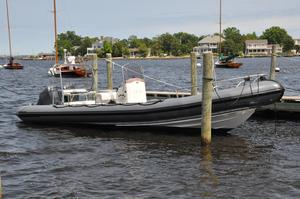 Used Zodiac 28 Pro Man 20 Commercial Boat For Sale