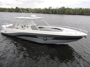 Used Deep Impact 36 LS Custom High Performance Boat For Sale
