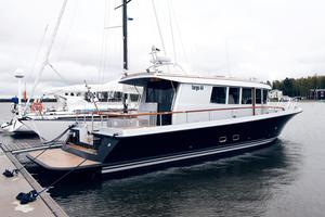 New Targa 44 Cruiser Boat For Sale