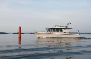 New Targa 46 Pilothouse Boat For Sale