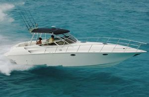 Used Fountain 38 Sportfish Cruiser High Performance Boat For Sale