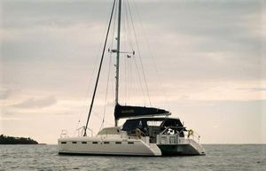 Used African Cats Fastcat 445 Catamaran Sailboat For Sale
