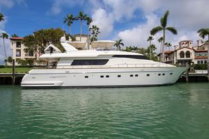 Used Sanlorenzo 82 Motor Yacht For Sale