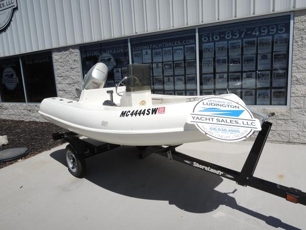 Used Sportsman Sport 10 Tender Boat For Sale