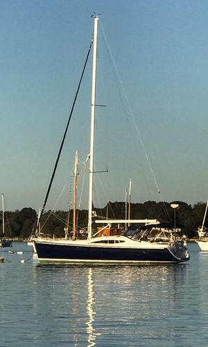 Used Elan Impression 434 Racer and Cruiser Sailboat For Sale