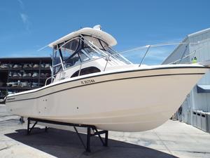 Used Grady-White 282 Sailish Center Console Fishing Boat For Sale