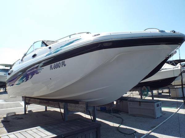 Used Hurricane Sun Deck 260 Bowrider Boat For Sale
