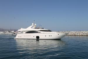 Used Ferretti Yachts 830 Motor Yacht For Sale