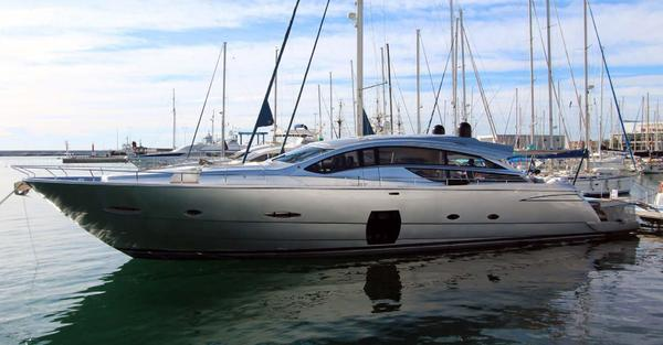 Used Pershing 80 High Performance Boat For Sale