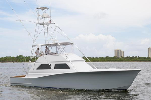 Used Monterey Sportfish Sports Fishing Boat For Sale