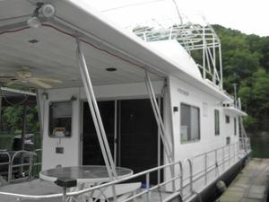 Used Sumerset 14 X 60 Houseboat House Boat For Sale