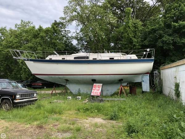 Used Irwin Yachts 37 Ketch Sailboat For Sale