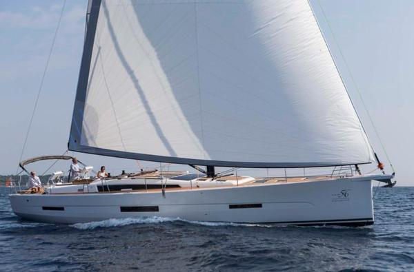 Used Dufour 56 Exclusive Cruiser Sailboat For Sale