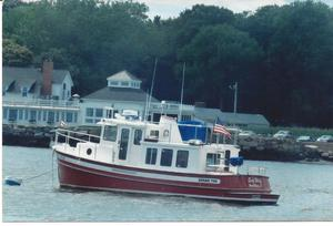 Used Nordic Tugs 32 Cruiser Boat For Sale
