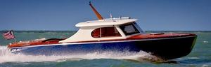 Used Cherubini Classic 255 Sport Cruiser Express Cruiser Boat For Sale