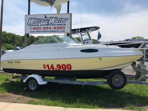 Used Sea Pro 19 High Performance Boat For Sale