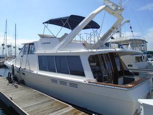Used Bayliner 4550 Motor Yacht For Sale
