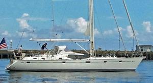 Used Oyster 56 G5 Deck Saloon Cruiser Sailboat For Sale