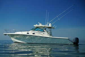 Used Pursuit OS 375 Offshore Cruiser Boat For Sale