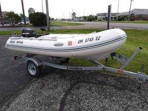 Used Brig Inflatables Falcon 360 Tender Boat For Sale