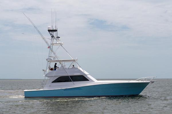 Used Viking 1999/2014Convertible Sports Fishing Boat For Sale