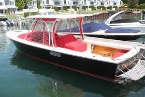 Used Dorado 30 Launch Tender Boat For Sale