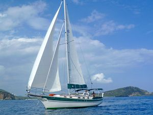 Used Gozzard 36 Cruiser Sailboat For Sale