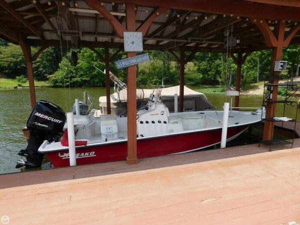 Used Mako Inshore 211 Bay Boat For Sale