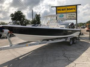 New Blue Wave 2400 SL Saltwater Fishing Boat For Sale