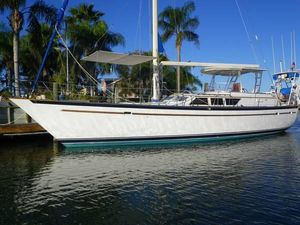 Used Gulfstar Sailmaster Deck Saloon Sailboat For Sale