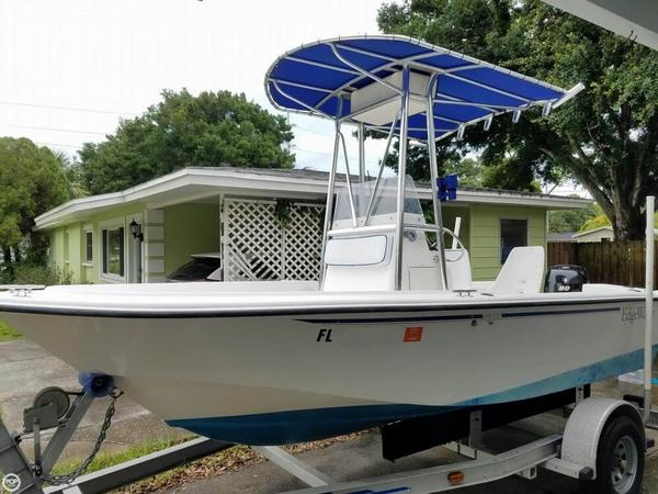Used Edgewater 170 CC Center Console Fishing Boat For Sale