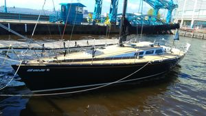 Used Olson 40 Racer and Cruiser Sailboat For Sale