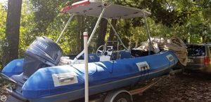 Used Caribe UB 19 SC Inflatable Boat For Sale