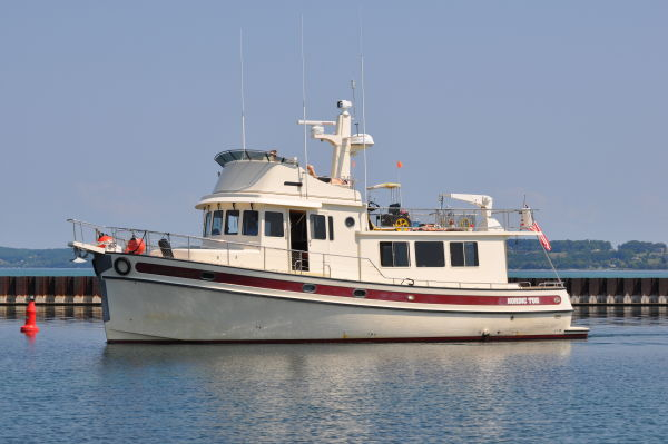 Used Nordic Tugs 54002 Pilothouse Boat For Sale