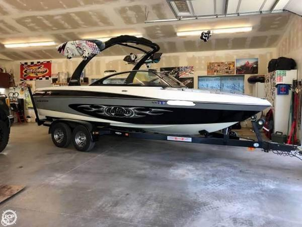 Used Malibu Wakesetter 21 XTi Ski and Wakeboard Boat For Sale