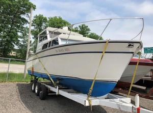 Used Marinette 28 Expess Express Cruiser Boat For Sale