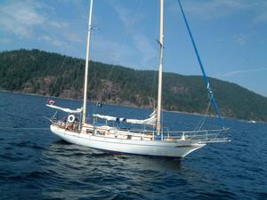 Used Ct 41 Ketch Sailboat For Sale