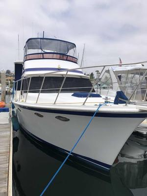 Used Lien Hwa Aft Cabin Motoryacht Motor Yacht For Sale