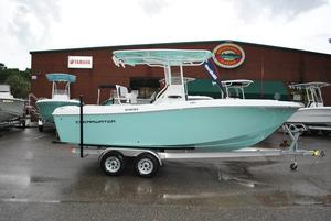New Clearwater 2300 T Yamaha F150xb&trailer Saltwater Fishing Boat For Sale