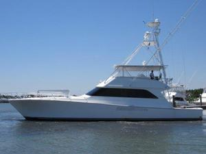 Used Viking 65 Convertible Fishing Boat For Sale