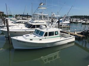 Used Duffy Down East Downeast Fishing Boat For Sale