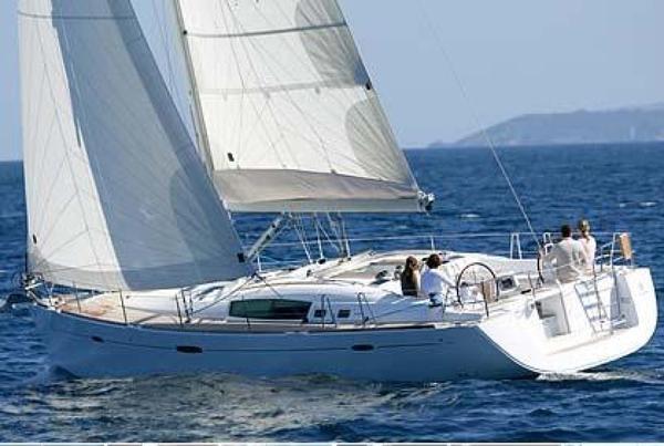 Used Beneteau 49 Cruiser Sailboat For Sale