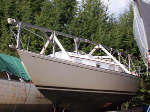 Used Bristol 32 Cruiser Sailboat For Sale