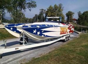 Used Skater 36 Skater High Performance Boat For Sale