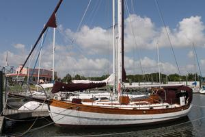 Used Hans Christian 38 MKII Sloop Sailboat For Sale